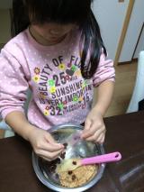 「雨の日は、娘と一緒にのんびりお菓子作り。」の画像(7枚目)