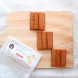 「マクロビオティッククッキー 豆乳きなこ」の画像(4枚目)
