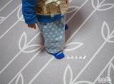 「☆ 有限会社リトルプリンセスさん ふかふかキッズプレイマット 大人も子供も寝転んでふわふわ気持ち良いマット!可愛くて楽しいマット!! ②」の画像(3枚目)