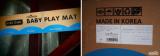 「☆ 有限会社リトルプリンセスさん ふかふかキッズプレイマット 大人も子供も寝転んでふわふわ気持ち良いマット!可愛くて楽しいマット!! ①」の画像(4枚目)