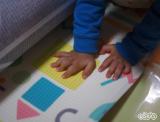 「☆ 有限会社リトルプリンセスさん ふかふかキッズプレイマット 大人も子供も寝転んでふわふわ気持ち良いマット!可愛くて楽しいマット!! ①」の画像(6枚目)