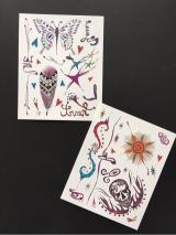 「   ソイインクのタトゥーシールでハッピーハロウィン 」の画像(1枚目)