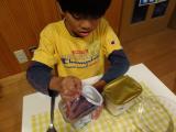 モニプラファンブログ タカナシ乳業 子ども1人でも作れちゃう!フルーツヨーグルトサラダ の画像(4枚目)
