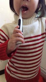 {Smart KISS YOU}子供歯ブラシモニターの画像(1枚目)