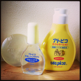 精製ツバキ油で、低刺激スキンケア「アトピコ」シリーズの画像(1枚目)