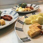 gm・・朝ごはんは食べる⁉️食べない⁉️ご飯派⁉️パン派⁉️・・我が家は毎朝食べてご飯派🍚・そして必ずたまご料理🥚卵は目玉焼き、スクランブルエッグ、だし巻き…のInstagram画像