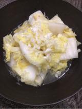 「   レンジで3分、白菜で本格調理 」の画像(6枚目)