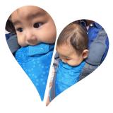 「【モニター】ベビーファーストなベビーキャリー②」の画像(2枚目)