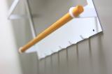 コレ便利!冷蔵庫にペタンッと貼り付く北欧風の収納ラックで見せるキッチン収納にチャレンジ!の画像(5枚目)