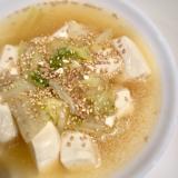 「好きな野菜に混ぜるだけ!生姜の香りが食欲をそそる「白菜そぼろあん」」の画像(5枚目)