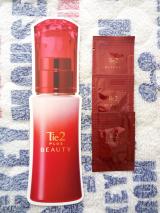 Tie2PLUS(美活サプリメントと透活美容液):モニター品(サンプル)の画像(2枚目)