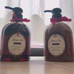 すんごく甘い香りで見た目もかわいい〜〜💕 #チョコレ #ハホニコ #ハホニコハッピーライフ #ノンシリコン #チョコ #チョコレート #チョコレートシャンプー #chocolate #シャンプー …のInstagram画像