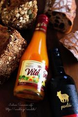 ワインと美味しい。アンデルセンネットさんのパンの画像(4枚目)