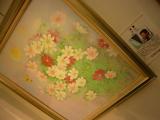 「絵画展 口と足で描いた絵を見てきました!!」の画像(3枚目)
