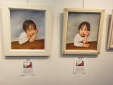 「絵画展『口と足で描いた絵』を見に行って来ました。」の画像(8枚目)