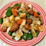 フライパンで5分!【中華名菜 酢豚】がおいしい♡の画像(6枚目)