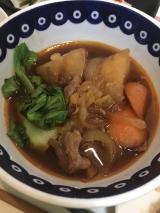 「富士食品工業のオイスターソースで中華風ピリ辛肉じゃが」の画像(4枚目)