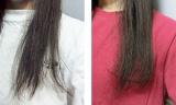 「うねりとクセ毛に負けない髪へ!Hz ストレートリペアシャンプー&トリートメント」の画像(6枚目)