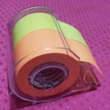 《モニター》ロール状のフセン「メモックロールテープ紙タイプ」の画像(1枚目)