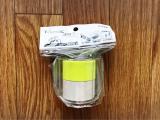 口コミ記事「色んなところで活躍!つい手が伸びる!カッター付きのロール付箋『メモックロールテープ』」の画像