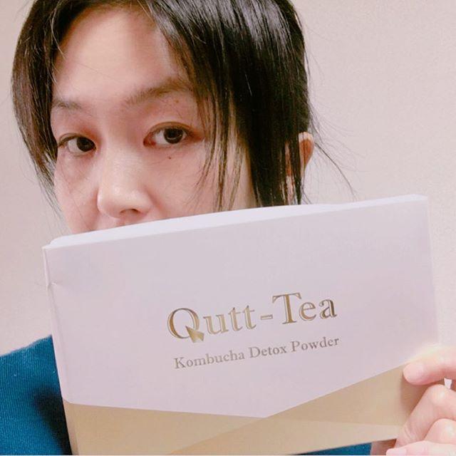 口コミ投稿:Qutt-Tea(キュッティ)。○コンブチャです。聞いたことがある人もいると思いますが、…