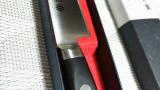 トマトの湯剥きは要らない♡【堺の刃物屋さん イノックスペティ 120mm】の画像(5枚目)