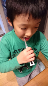Smart KISS YOU子供歯ブラシの画像(1枚目)