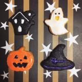 「共立食品の製菓材料でハロウィンクッキーを作ろう♪」の画像(17枚目)