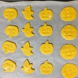 「共立食品の製菓材料でハロウィンクッキーを作ろう♪」の画像(11枚目)