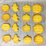 「共立食品の製菓材料でハロウィンクッキーを作ろう♪」の画像(13枚目)
