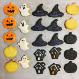 「共立食品の製菓材料でハロウィンクッキーを作ろう♪」の画像(14枚目)