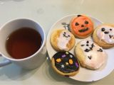 「手作りハロウィンアイシングクッキー」の画像(5枚目)