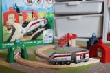 「*最先端のブリオ!BRIO World スマートテックアクショントンネルトラベルセット」の画像(3枚目)