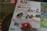「*最先端のブリオ!BRIO World スマートテックアクショントンネルトラベルセット」の画像(4枚目)