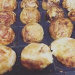 #ぐーぴたっ野菜クッキーが食べたい #monipla #ナリスアップコスメティックスファンサイト参加中今日のおやつはタコ焼きのInstagram画像