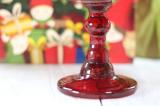 クリスマスの飾り付け。キラキラ「幸せなガラス」のケーキスタンドの画像(5枚目)