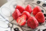 「本物のいちごにチョコをしみ込ませた新食感チョコ ‐ angers(アンジェ)のホワイトいちごチョコ」の画像(4枚目)