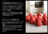 「不思議食感スイーツ「ホワイトいちごチョコ」」の画像(4枚目)