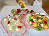 函館あさひ荒ほぐし鮭明太子風味でクリスマスサラダの画像(6枚目)