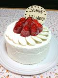 「クリスマスケーキ」の画像(1枚目)