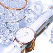 「時計です(*´◒`*)」【5名様】細く柔らかい髪用・ヘアウォーターのフォトコンテストを開催!の投稿画像