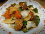 「   *ニッポンハム「中華名菜  酢豚」 」の画像(6枚目)