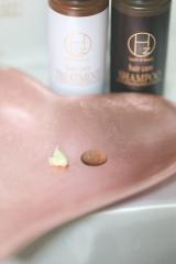 とても良い香り(^^)「クセ・うねり」にフォーカスしたヘアケア商品 Hz(ハーズ)♪ の画像(3枚目)