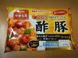 「   *ニッポンハム「中華名菜  酢豚」 」の画像(1枚目)