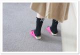 「冷え性の方必見☆AKAISHI*履くだけ冷えとりルームシューズ*」の画像(6枚目)