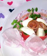 「タカナシ乳業 北海道モッツァレラでブーケサラダ」の画像(8枚目)