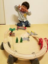モニプラ「BRIO レール&ロードシティセット」の画像(1枚目)