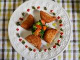 口コミ記事「X-chefのほくほくコロッケをクリスマス盛りで!」の画像