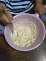 卵、小麦、乳 を使わないスポンジケーキの画像(2枚目)