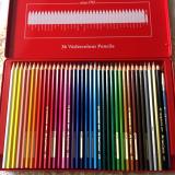 手軽に美しい水彩を始めたくなります★ファーバーカステル水彩色鉛筆★の画像(2枚目)